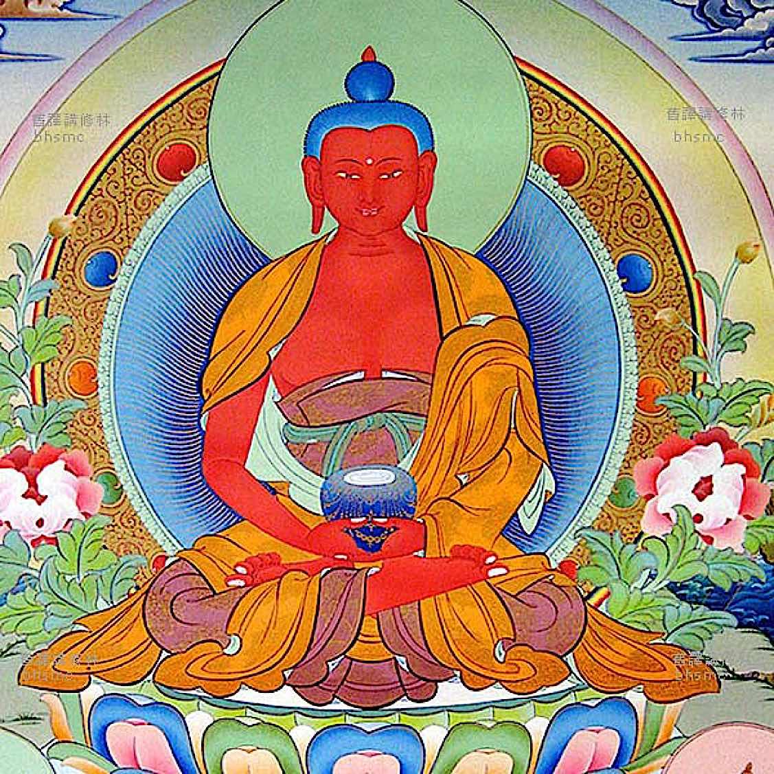 Buddha Weekly Amitabha buddha square Buddhism
