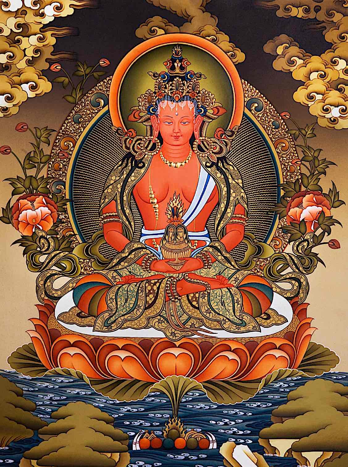 Buddha Weekly Amitayus Amitabha Buddhism