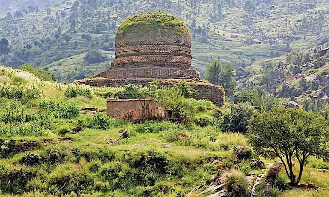 Buddha Weekly Amluk Dara Stupa Buddhism