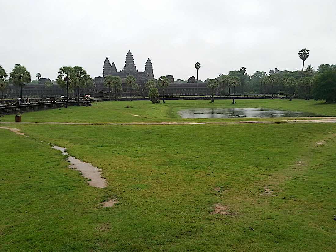 Buddha Weekly Angkor Wat Cambodia Buddhism