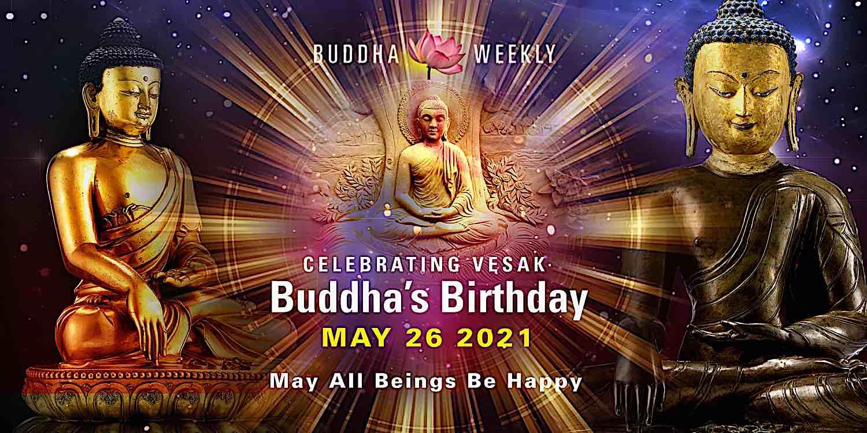 Buddha Weekly BUDDHA birthday.1800 Buddhism