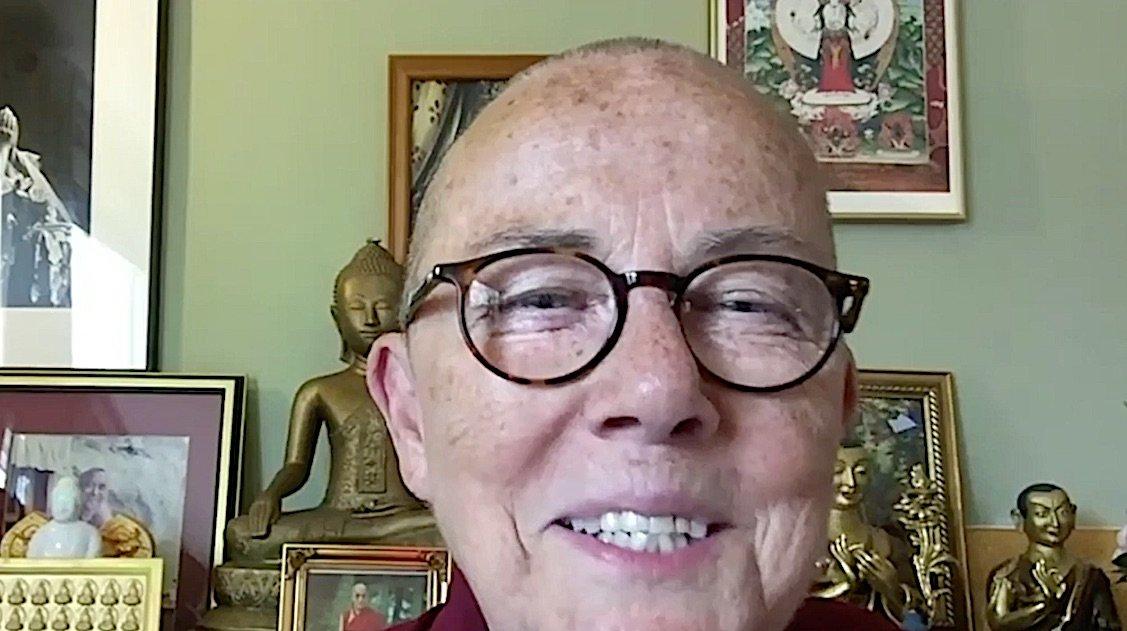 Buddha Weekly BW Venerable Robina Courtin interview Buddhism