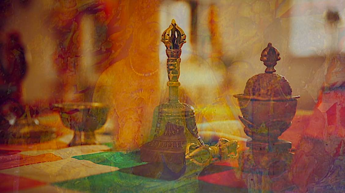 Buddha Weekly Beall Vajra and Skullcup Buddhism