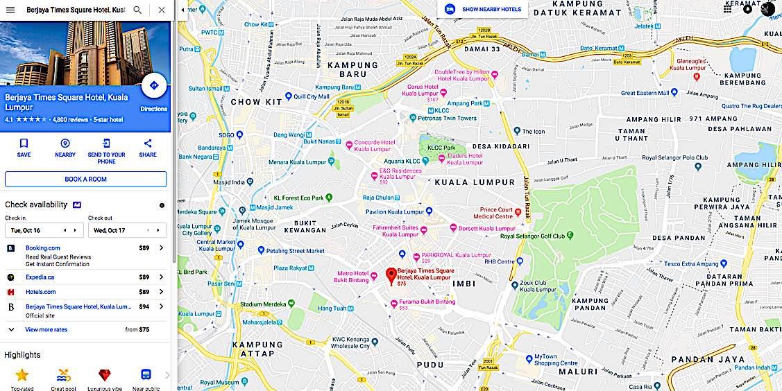 Buddha Weekly Berjaya Times Square Hotel Kuala Lampur Malaysia Buddhism