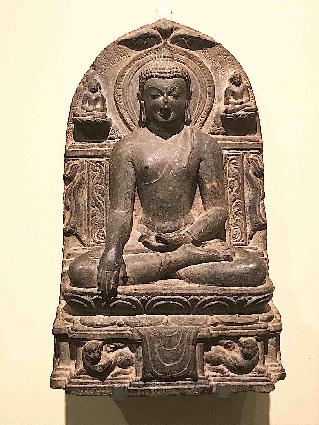 Buddha Weekly Buddha Earth Witness Touching Mudra Buddhism