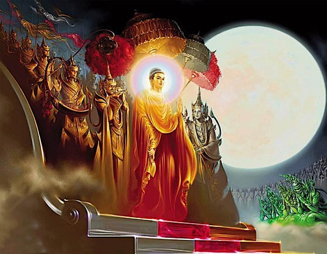Buddha Weekly Buddha and Kevaddha Buddhism