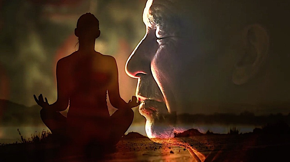 Buddha Weekly Buddhism is about mind primary method single pointed meditation Buddhism