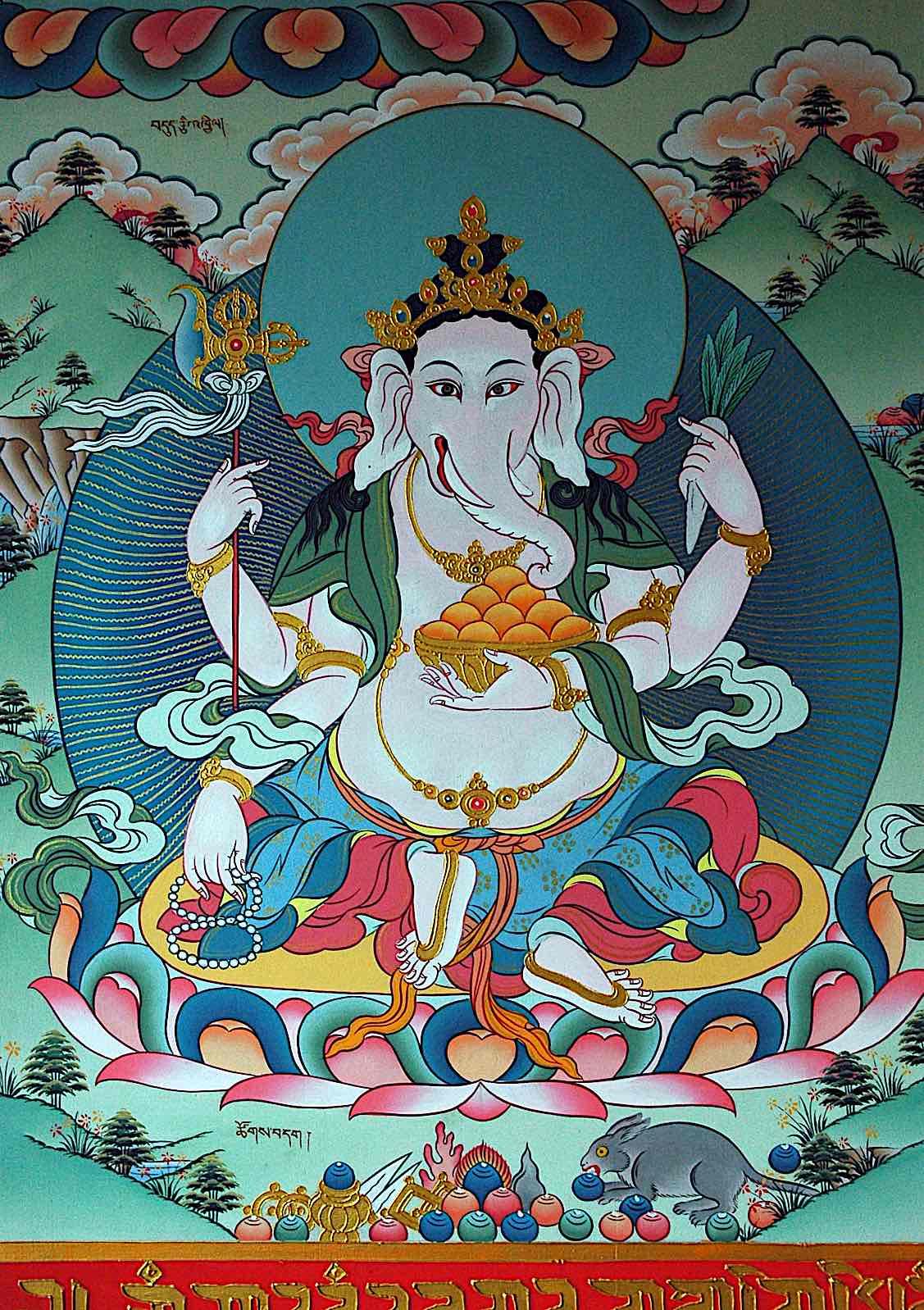 Buddha Weekly Buddhist Ganesha Buddhism