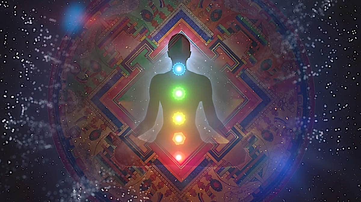 Buddha Weekly Chakras of the body and Hayagrivas mandala Buddhism