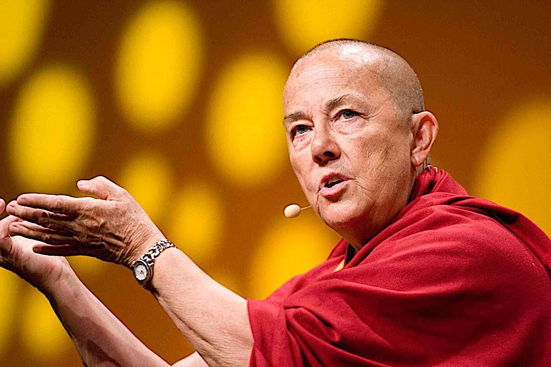 Buddha Weekly Change Your Mind Robina Courtin Buddhism