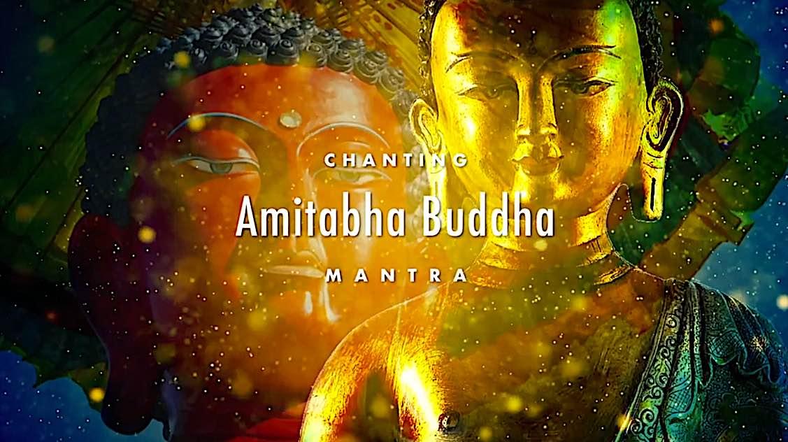 Buddha Weekly Chanting Amitabha Buddha Mantra by Yoko Dharma with visualizations Buddha Weekly Buddhism