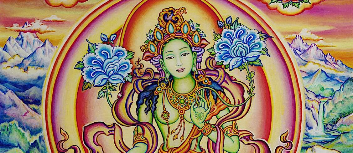 Buddha Weekly Chittamani Tara feature horizontal Buddhism