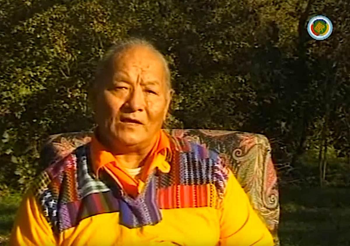 Buddha Weekly Chogyal Namkha Norbu Rinpoche Buddhism