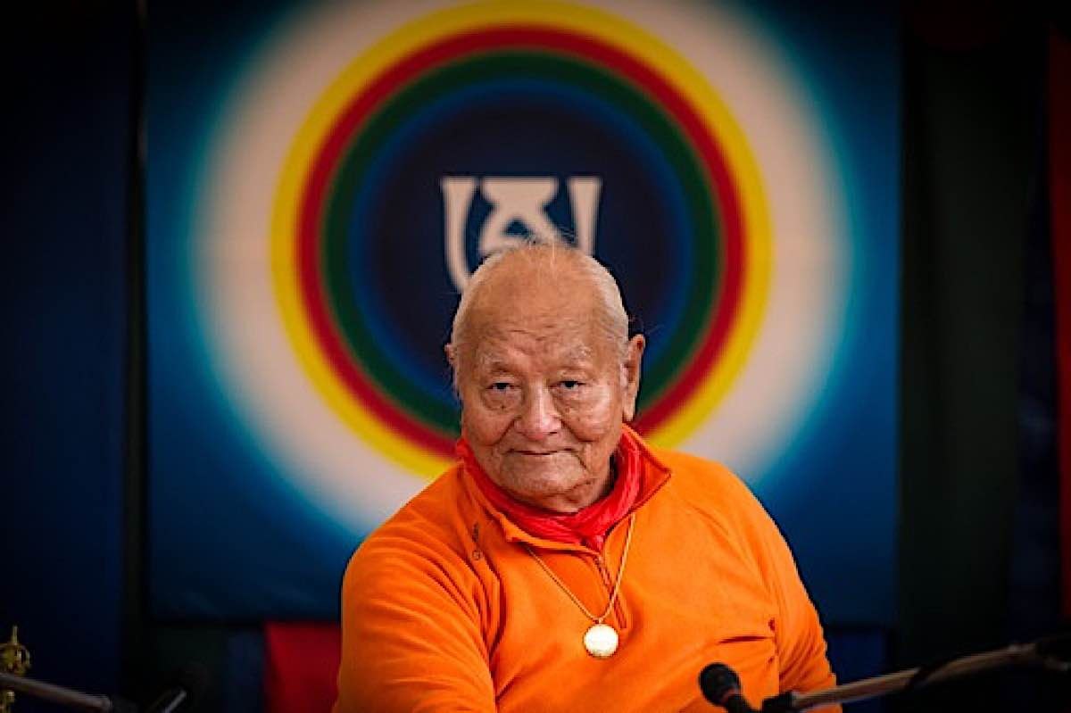 Buddha Weekly Chogyal Namkhai Norbu International Dzogchen Community Buddhism