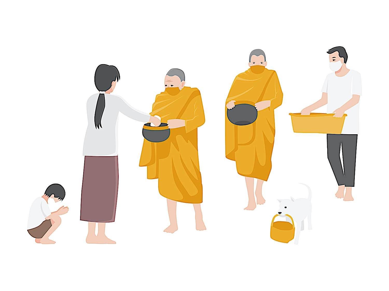 Buddha Weekly Dana or giving generosity is a Buddhist Practice dreamstime xxl 178863937 Buddhism