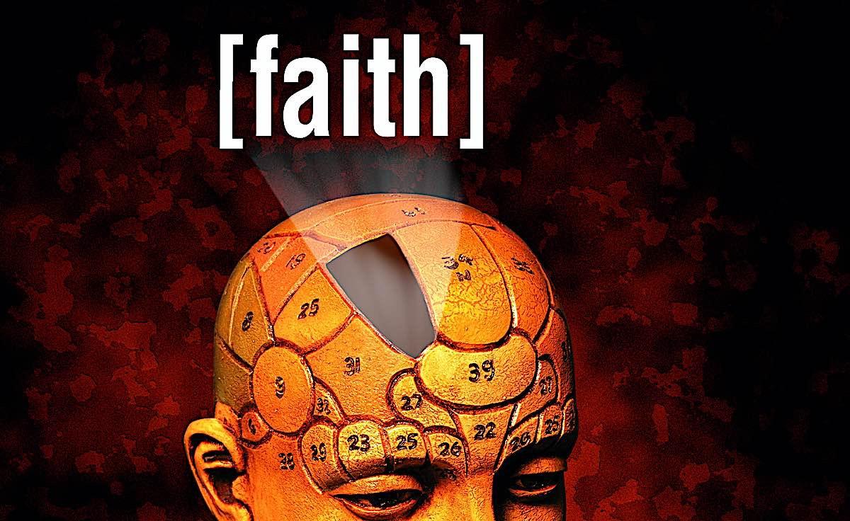 Buddha Weekly Faith and brain Buddhism