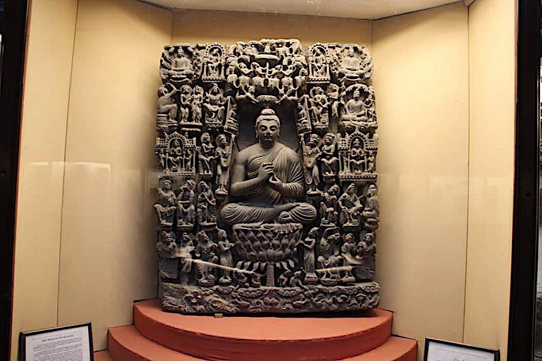 Buddha Weekly Famous Buddha at Lahore Museum Buddhism