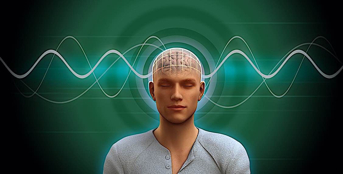 Buddha Weekly Feature image Brainwaves meditation Buddhism