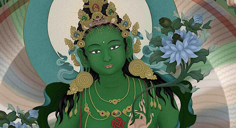 Buddha Weekly Feature image for Tara Buddhism