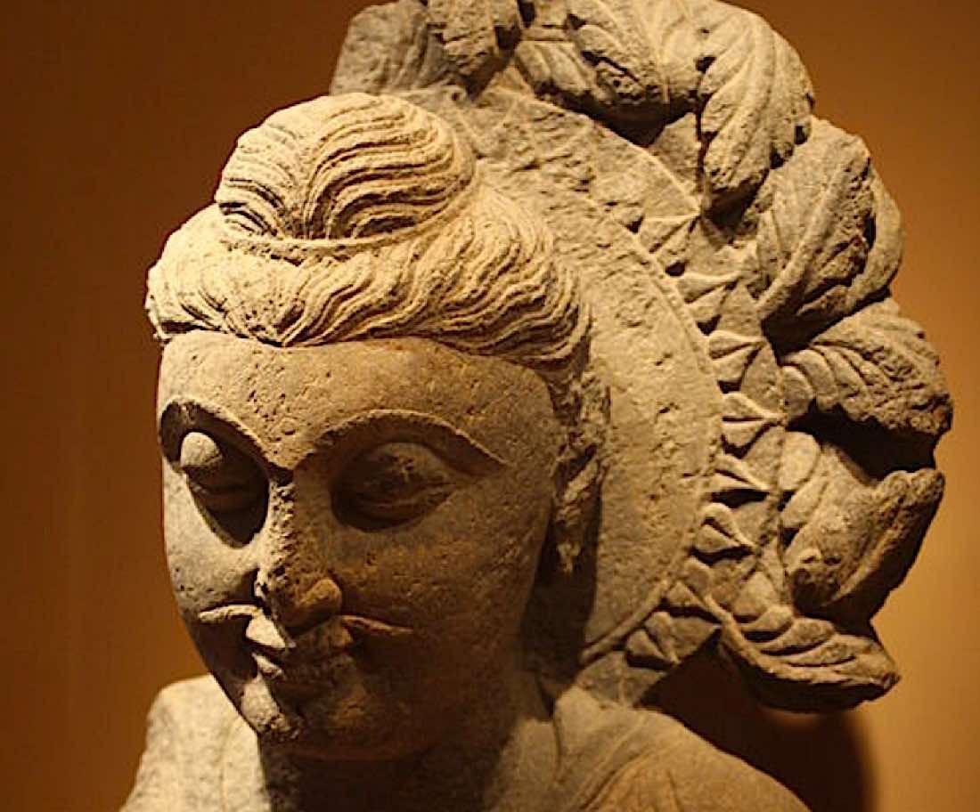 Buddha Weekly Gandhara Buddha Taxila Buddhism