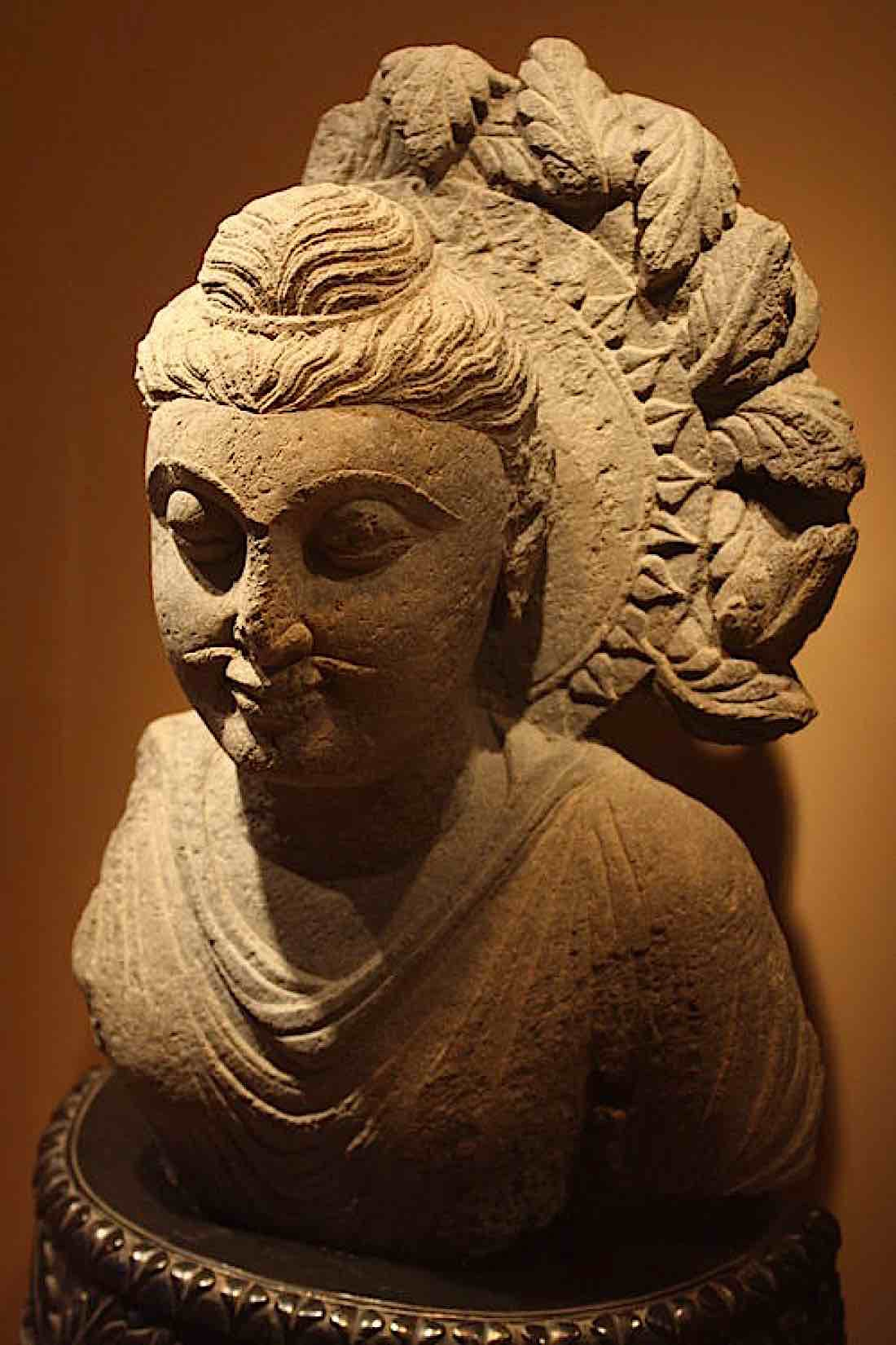 Buddha Weekly Gandhara Buddha in Taxila Pakistan Buddhism