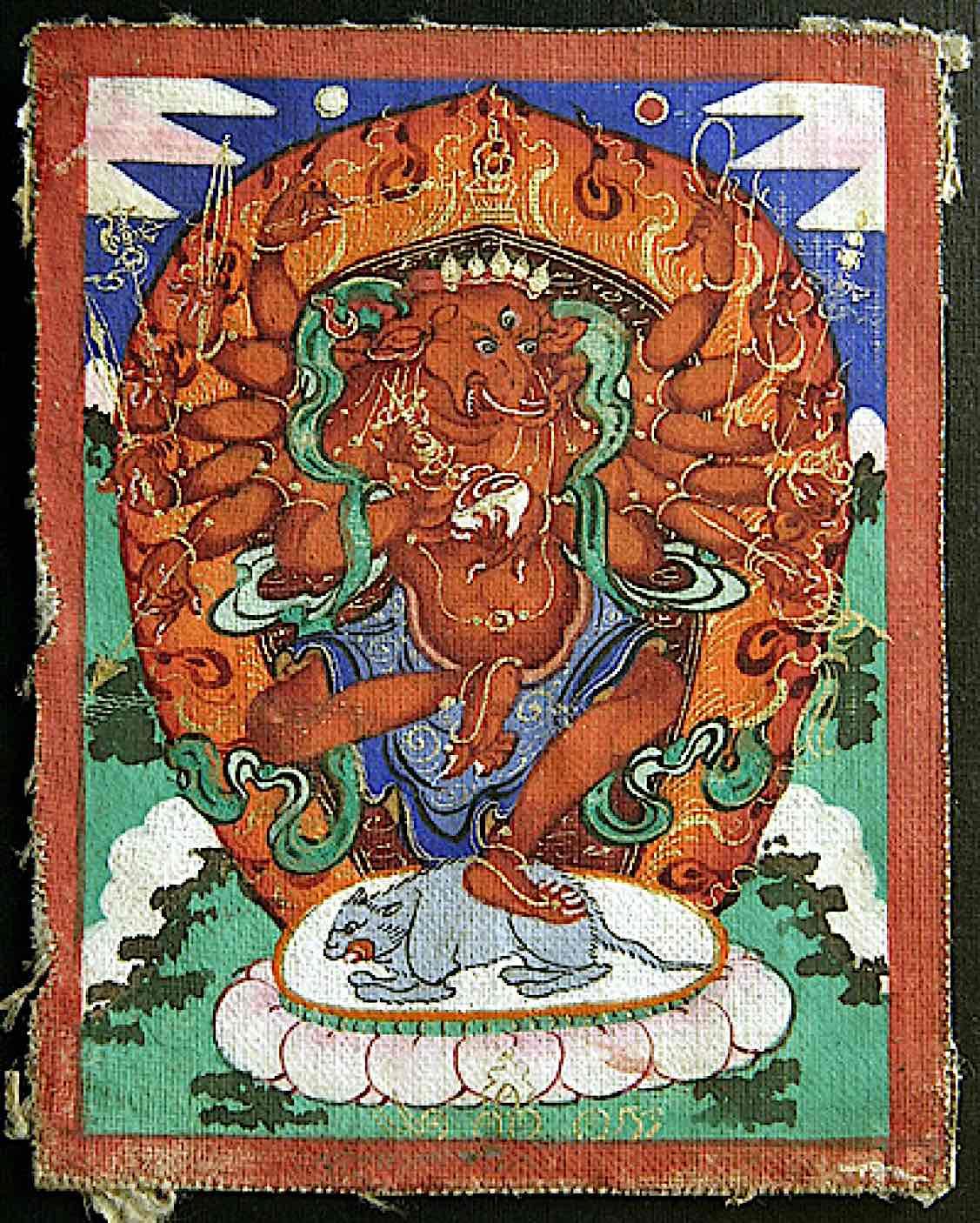 Buddha Weekly Ganesha old Buddhism