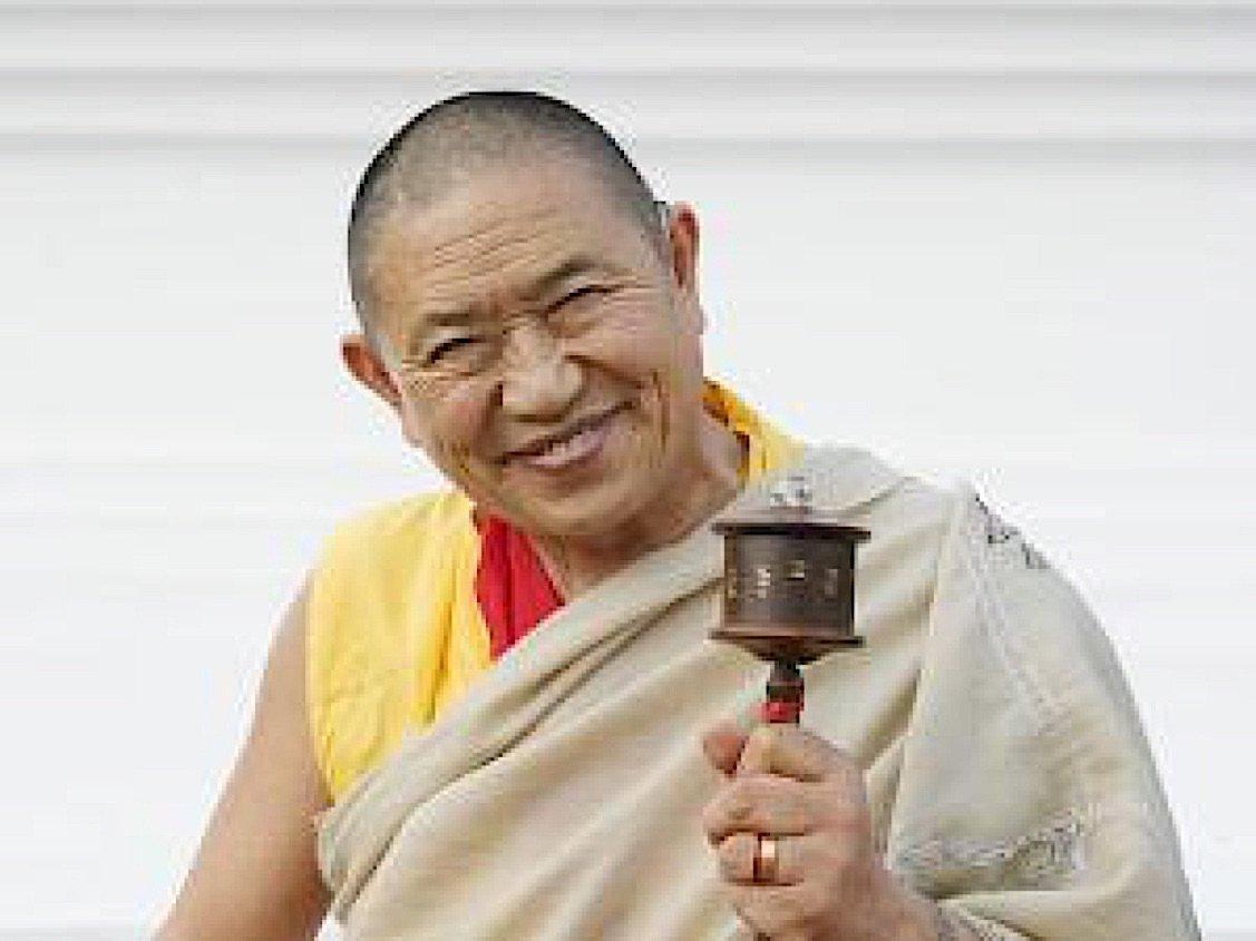 Buddha Weekly Garchen Rinpoche Buddhism