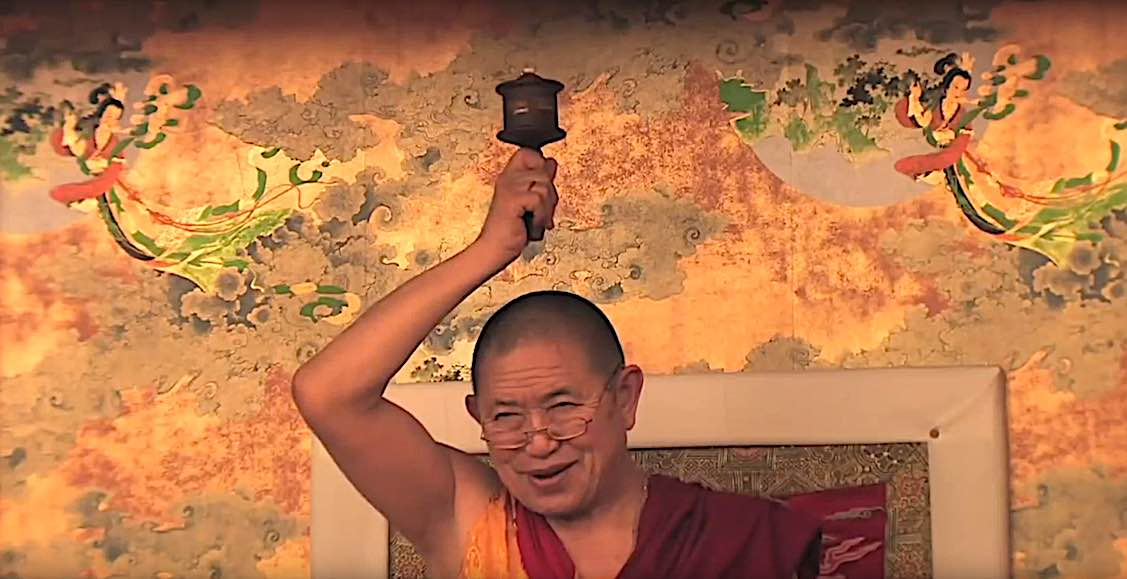 No time for daily Buddhist practice? Chant a mantra