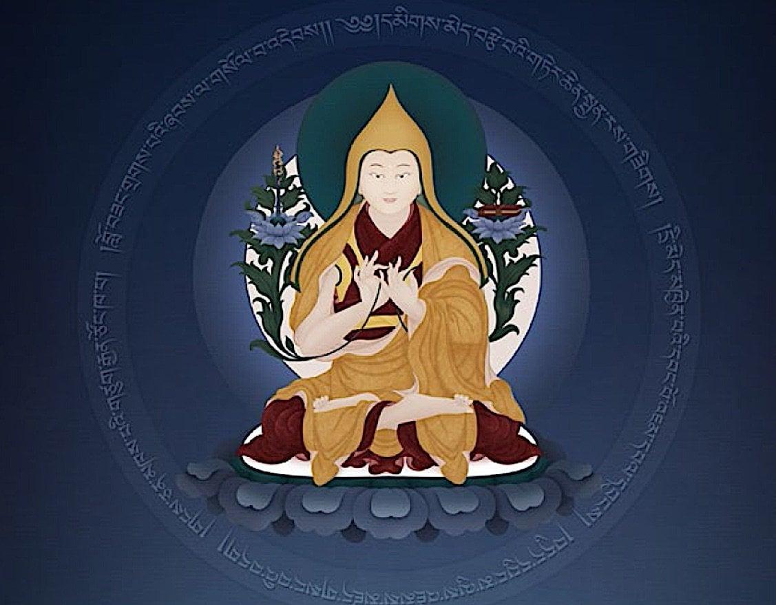 Buddha Weekly Gelug Mahamudra book feature image Zasep Tulku Rinpoche Book Buddhism