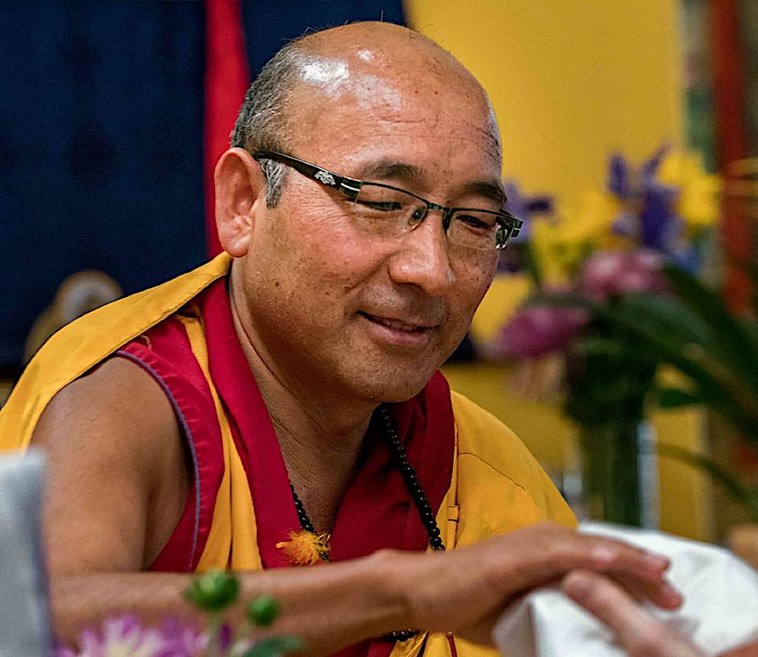 Buddha Weekly Geshe Sherab and Kata Buddhism