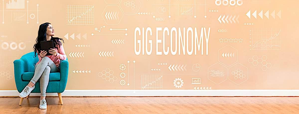 Buddha Weekly Gig Economy Buddhism