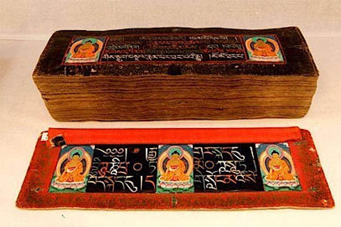 Buddha Weekly Golden Light Sutra older text Buddhism