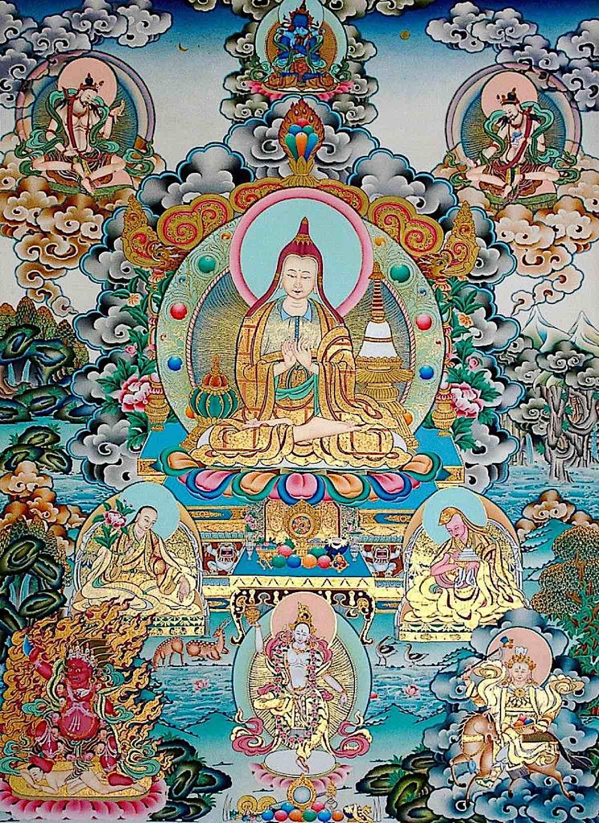 Buddha Weekly Great Atisha Buddhism