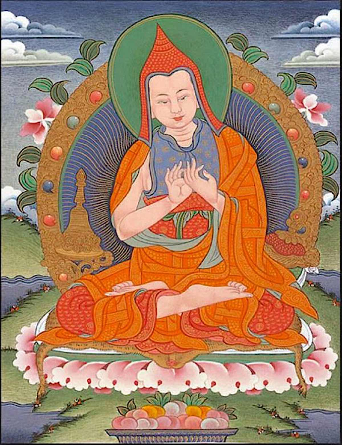 Buddha Weekly Great Atisha who taught Lamrim Buddhism