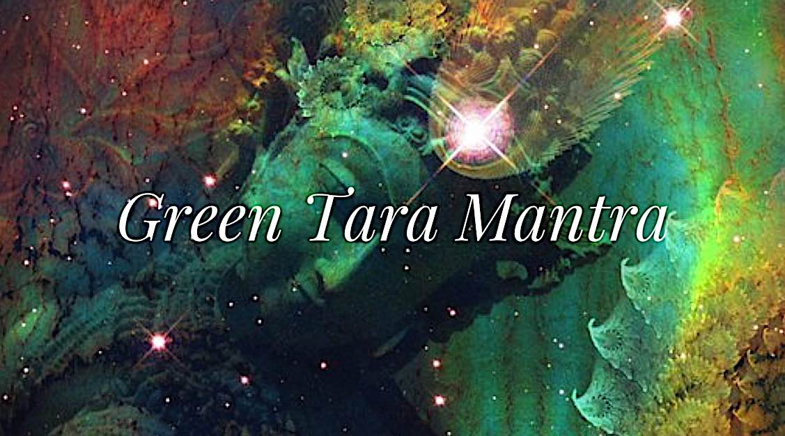 Buddha Weekly Green Tara Mantra sung by Yoko Dharma Buddha Weekly video Buddhism