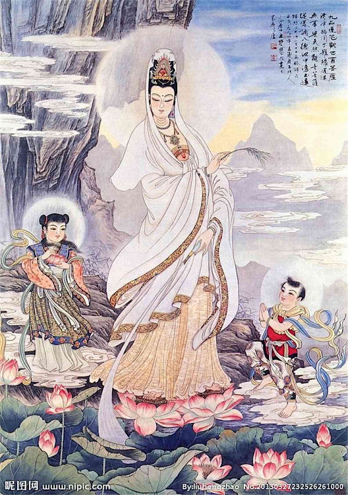 Buddha Weekly Guan shi Yin Buddhism