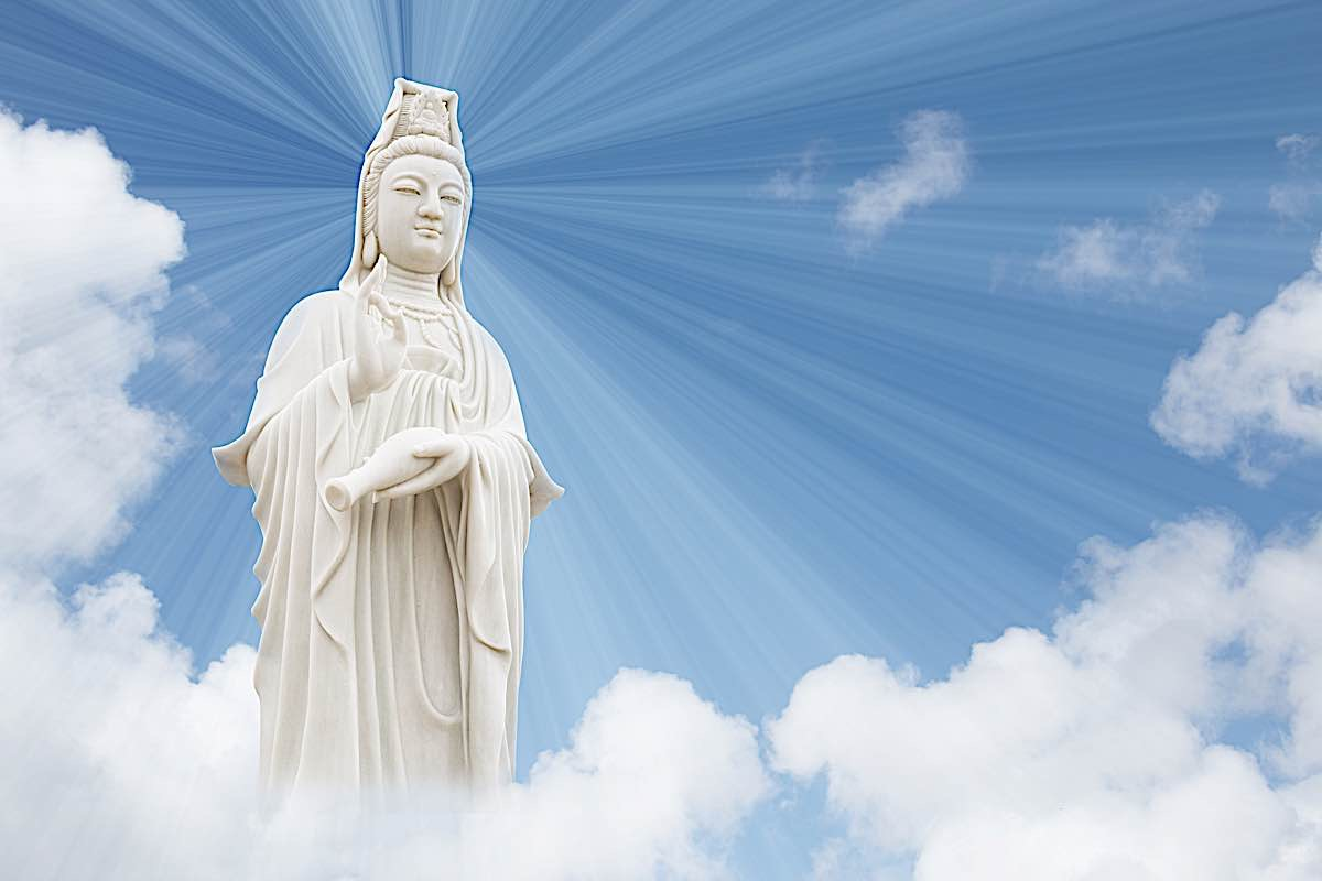 Buddha Weekly Guanyin Bodhisattva metta meditation Buddhism