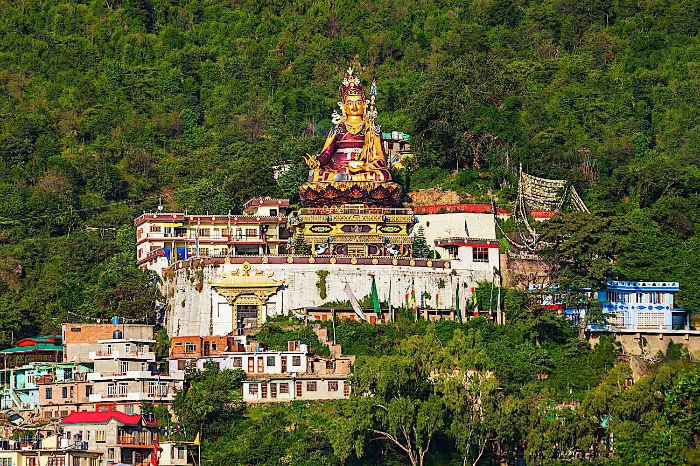Buddha Weekly Guru Padmasambhava statue in Rewalsar India by Saiko3p dreamstime xxl 172680719 Buddhism