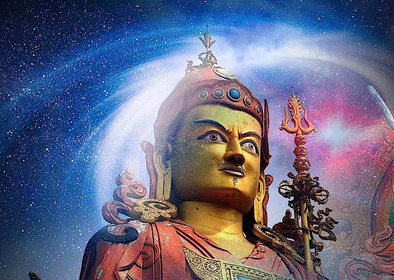 Buddha Weekly Guru RInpoche Quantum reality Padmasambhava Buddhism