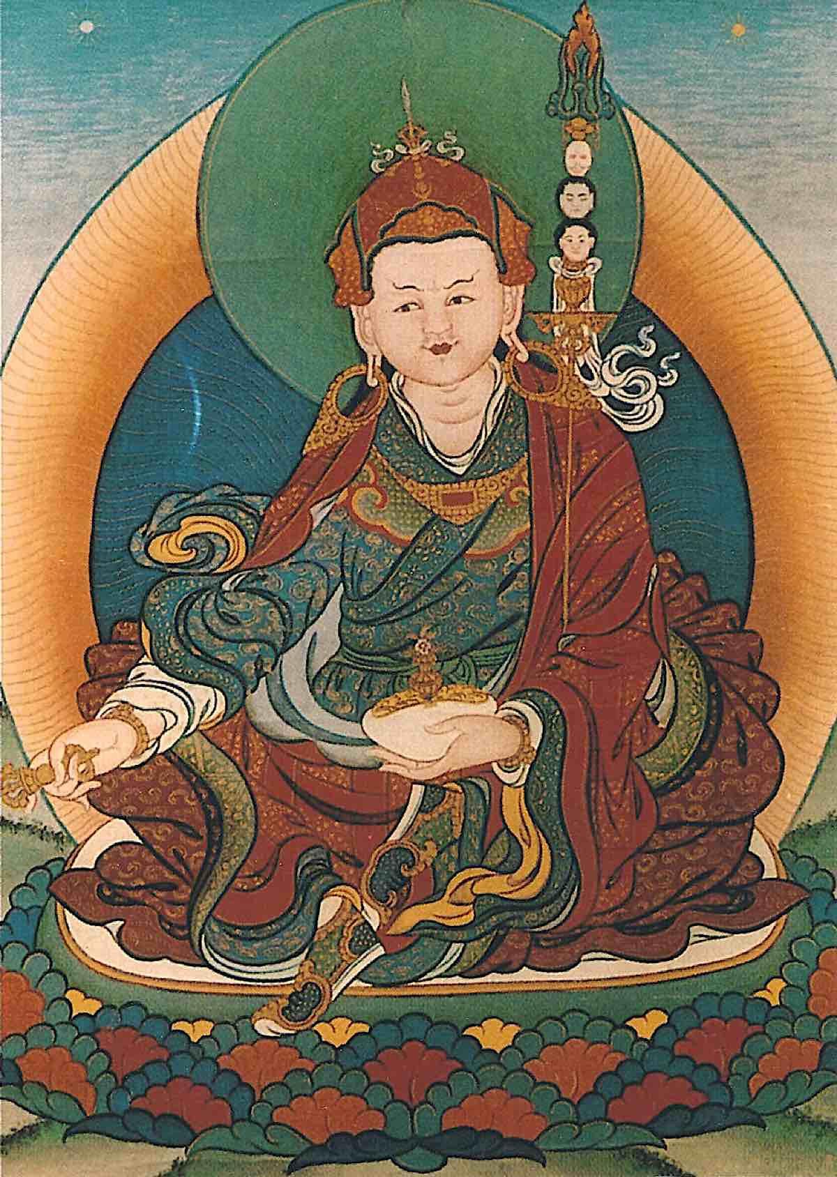 Buddha Weekly Guru RInpoche beautiful image Buddhism