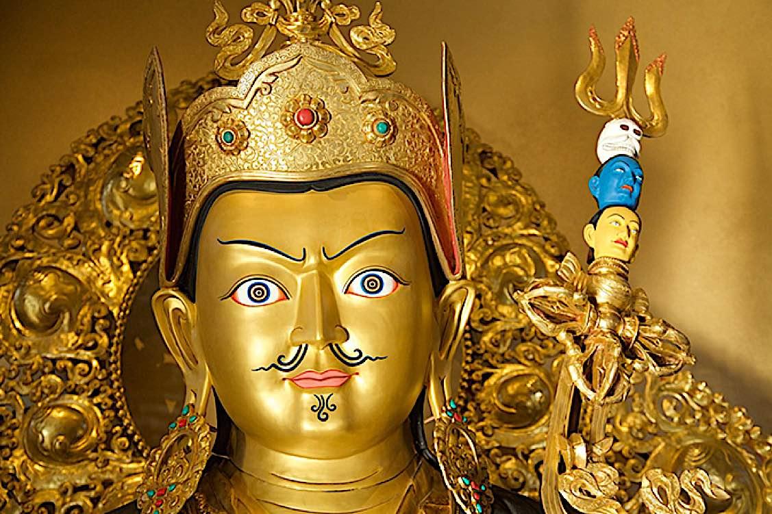 Buddha Weekly Guru Rinpoche eyes Buddhism