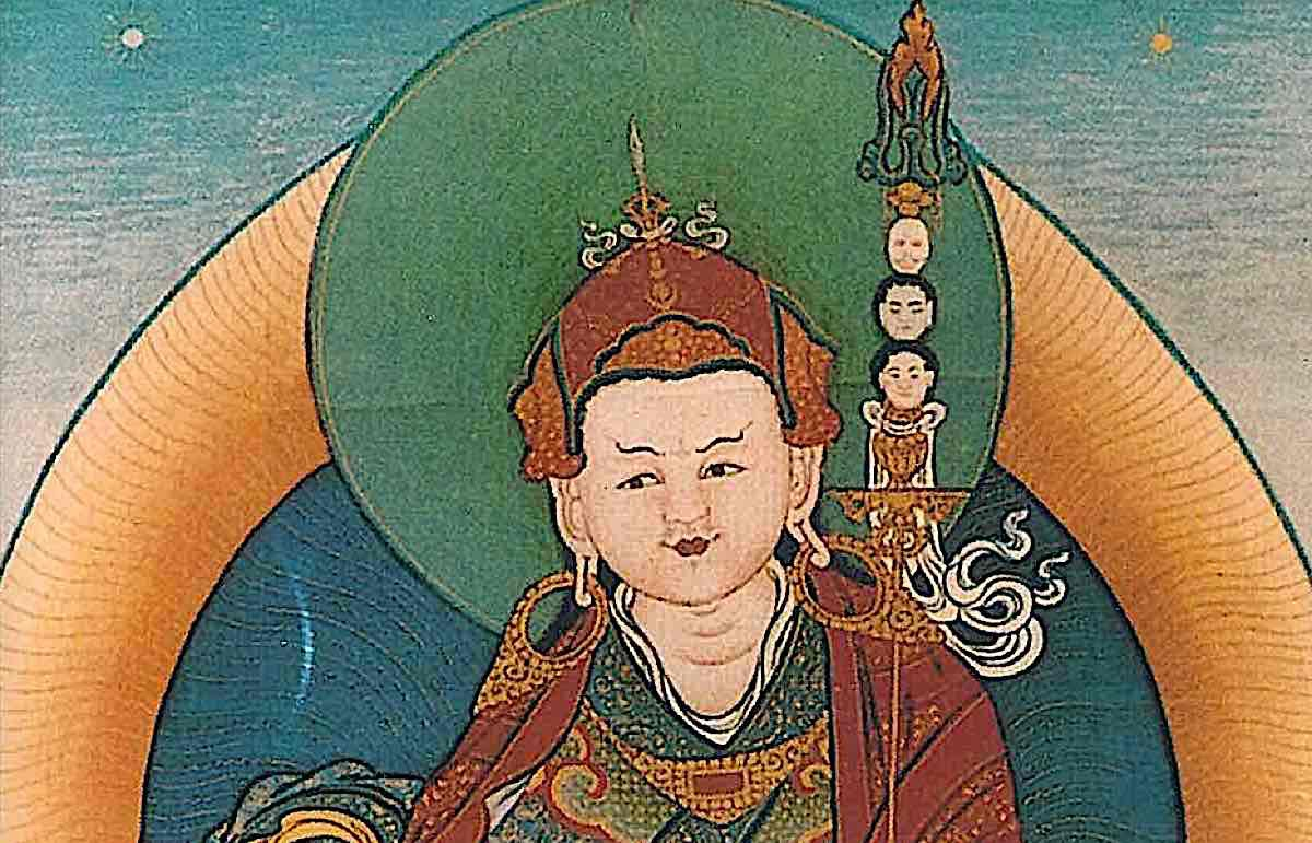 Buddha Weekly Guru Rinpoche feature image Buddhism 1