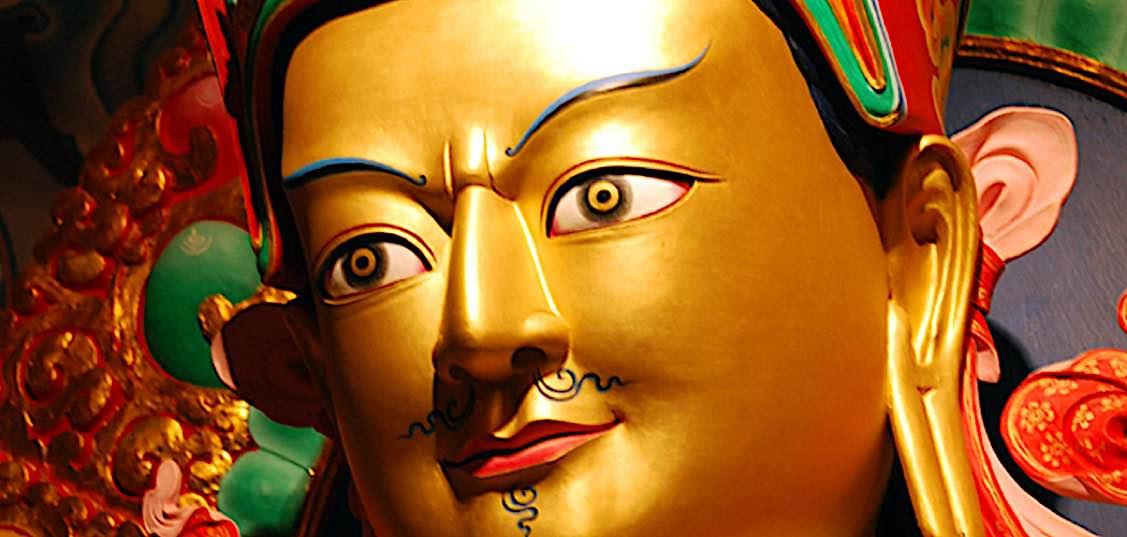 Buddha Weekly Guru Rinpoche feature image Buddhism