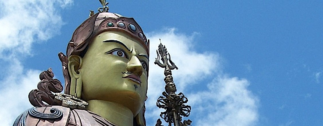 Buddha Weekly Guru Rinpoche horizontal image feature Buddhism