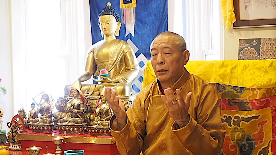 Buddha Weekly H.E. Venerable Zasep Tulku Rinpoche Buddhism