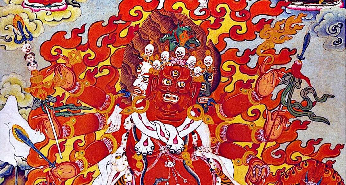 Buddha Weekly Hayagriva Sang Drup Sangdrup Secret Accomplishment Buddhism