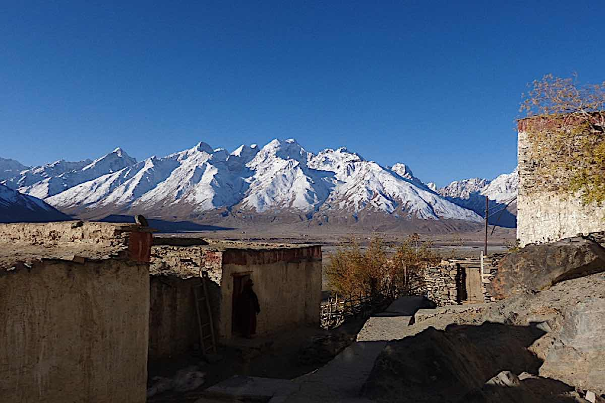Buddha Weekly Housing of the Zanskar nuns built themselves Buddhism