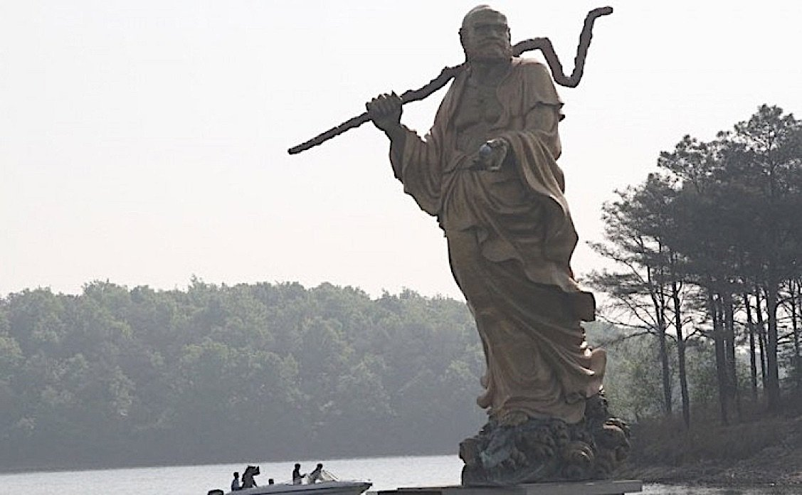 Buddha Weekly How An Indian Monk Bodhidharma Became The Father Of KungFu Buddhism