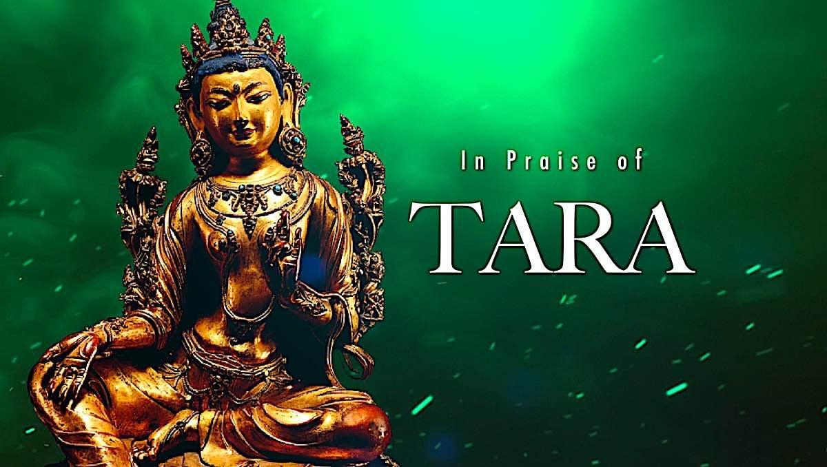 Buddha Weekly In Praise of Tara Video Jason Espada Recites Buddhism