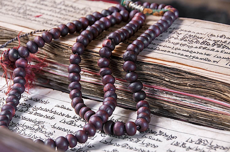 Buddha Weekly Japa Mala Bodhil Seed Buddhism